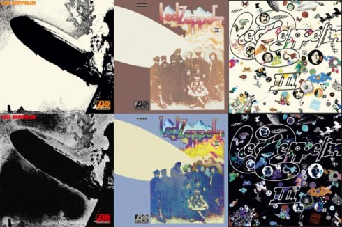 LED ZEPPELIN I-II-III super deluxe edition