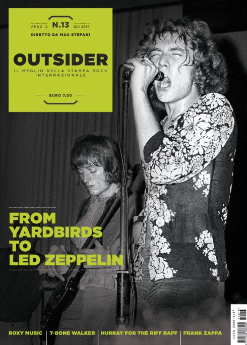 Outsider n,13 giugno
