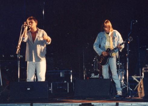 Tim & Tom ai tempi della Cattiva - Live in Frassinoro (MO) agosto 1992