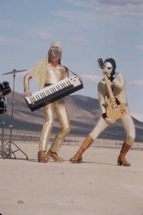 Victor & Gtr L.A. 1984