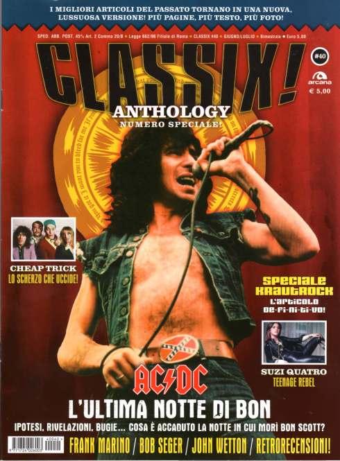 CLASSIX ANTHOLOGY 014