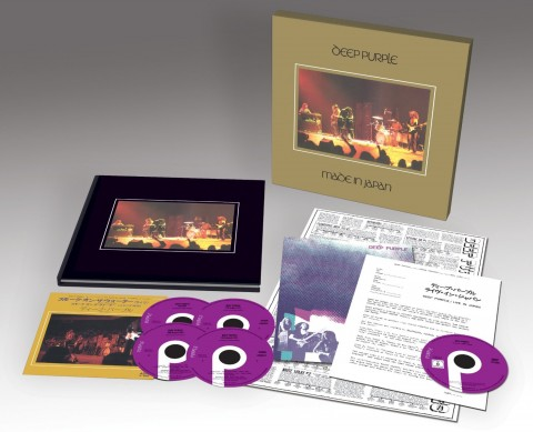 Deep Purple Made In Japan Box Set