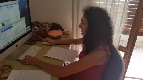 Dorwooda at work july 2014 (foto TT)