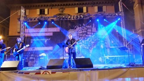Graziano Romani - Live in Regium Lepidi July 2014 (Foto di TT)