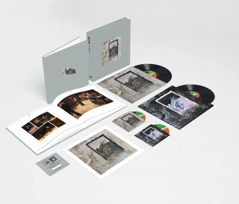 Led Zep IV superdeluxe edition