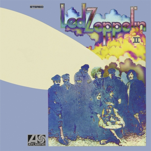 LZ 2 Companion disc