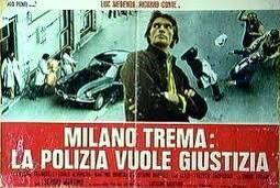 Milano Trema la Polizia Vuole Giustizia