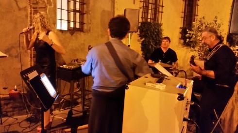 Stefania Montanaro Project - Regium Lepidi rose nights july 2014 (foto di TT)