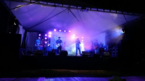 TEQUILA SUNRISE - Eagles Tribute - Mandrio (RE) 09/08/2014 (foto TT)