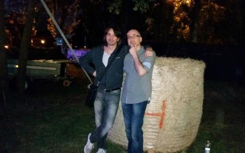 Tim & Jaypee - Mandrio di Correggio 09-08-2014 - foto di Betty Iotti