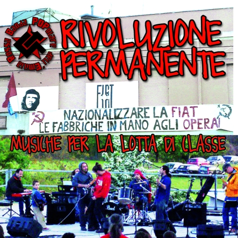 Banda Popolare dell'Emilia Rossa cd