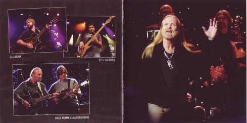 Gregg Allman all my ftiends