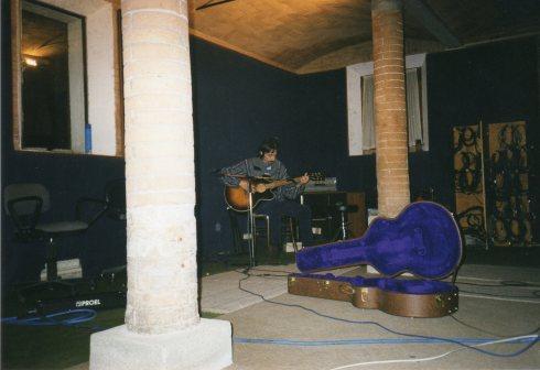 CC  Studio Vida San Faustino Di Rubiera (MO)1999 -Tim alle prese con NELLA SERA