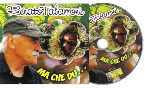 L'ultimo cd di Renato Tabarroni