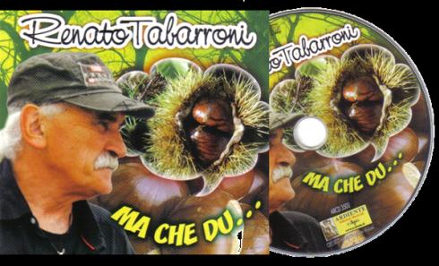 L'ultimo cd di Renato Tabarroni