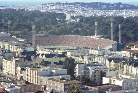 Kezar Stadium San Francisco