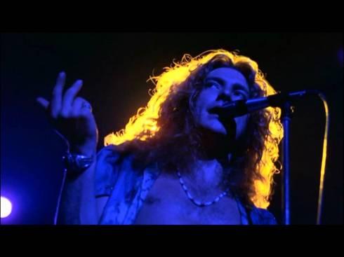 Robert Plant NY MSG 1973