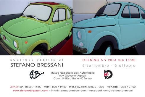 Stefano Bressani mostra