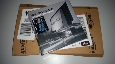 RY COODER SOUNDTRACK box set