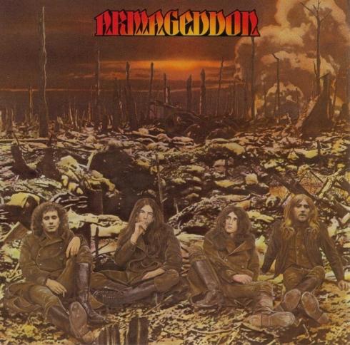 Armageddon - Armageddon - Front (1)