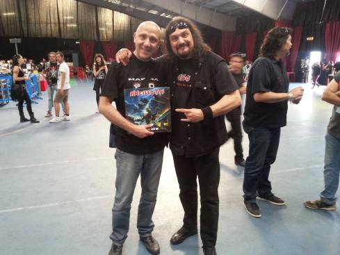 Gianni Della Cioppa & Bud Ancillotti