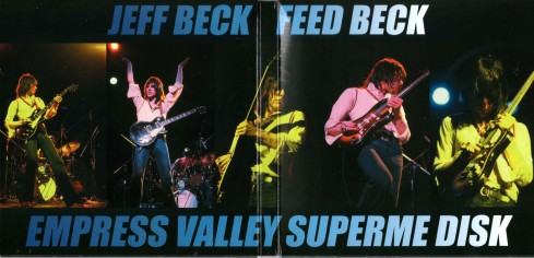 JEFF BECK Feed Back live 1975 EVSD  006