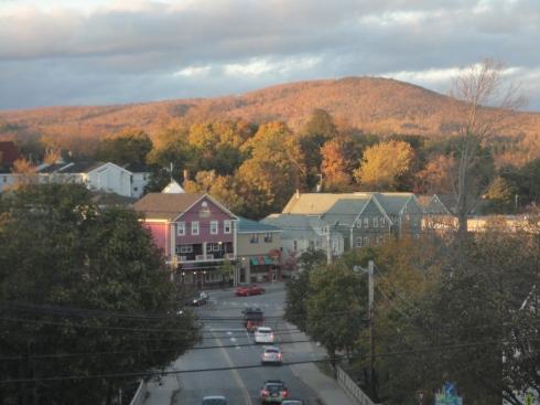 Main Street, Antigonish, Nova Scotia, Canada