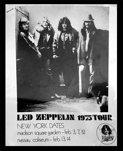 Led Zeppellin ny75_promo