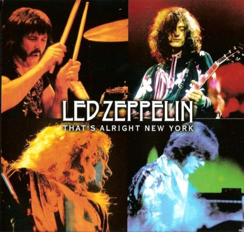 LZ That's Alright New York -NY 12feb 1975