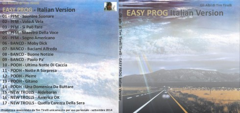 Tim Easy Proh Italian version