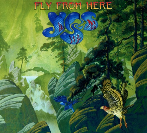 Yes - Fly From Here - Front