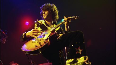 Jimmy Page  1973