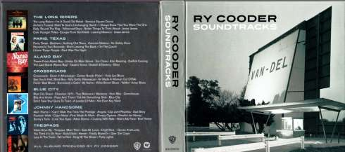 RY COODER SOUNDTRACKS  036