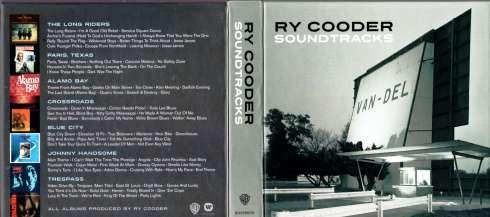 RY COODER SOUNDTRACKS  036