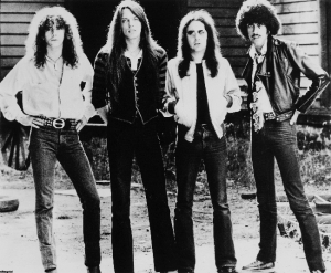 Thin Lizzy 1976