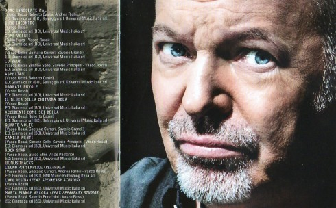 Vasco Rossi - Sono Innocente - Booklet (4-5)
