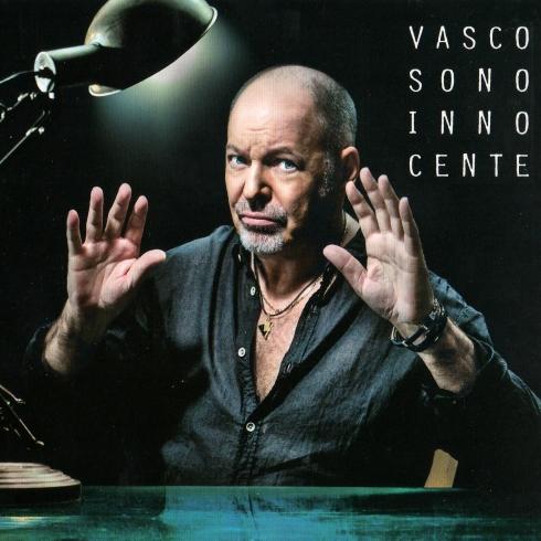 Vasco Rossi - Sono Innocente - Front