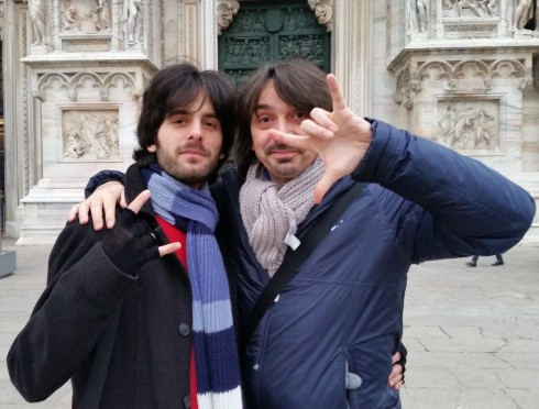 Marco Priulla e Tim - Milano dic 2014