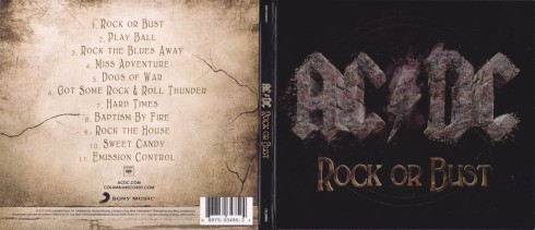 AC/DC ROCK OR BUST CD COVER