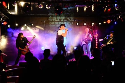 Cattiva Compagnia live 2014