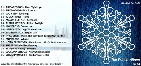Winter Album 2014.