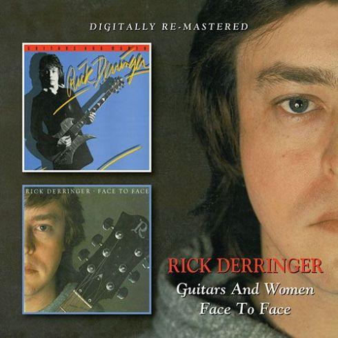 Rick Derringer Guitar and Women