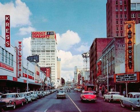 Capitol St - Jackson - 1950s