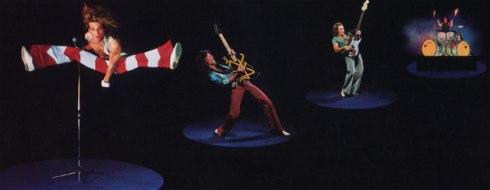 Van Halen 2 retro cover