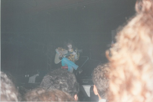 RP Live in Roma 1990 - Photo Marco Canaccini