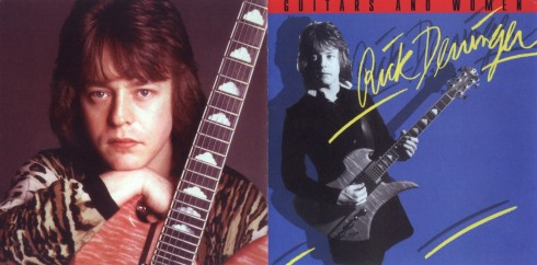 Rick Derringer - Guitars And Women (Russia) - Booklet (1-2)