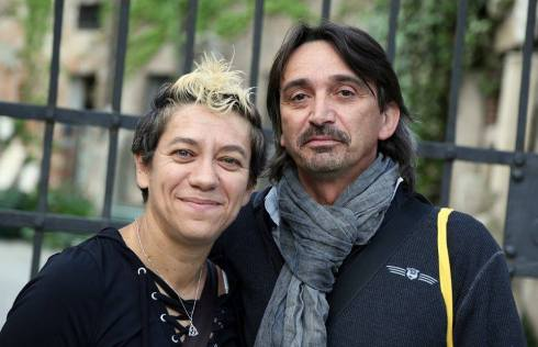 La Groupie e Tim - Vicenza 24-4-2015 -PHOTO RAFFAELLA VISMARA