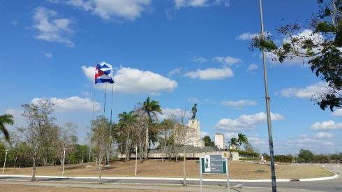Santa Clara, Plaza de la Revoluciòn (photo TT)