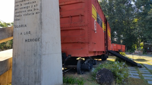 Santa Clara, the train to nowhere (photo TT)