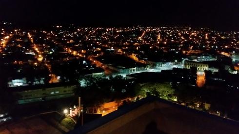Santiago by night (photo Saura Terenziani)